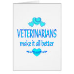 Los veterinarios lo hacen mejor tarjetón