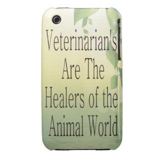 Los veterinarios son curadores carcasa para iPhone 3
