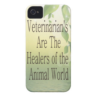Los veterinarios son curadores carcasa para iPhone 4