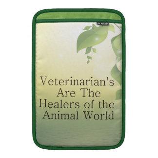Los veterinarios son curadores fundas macbook air