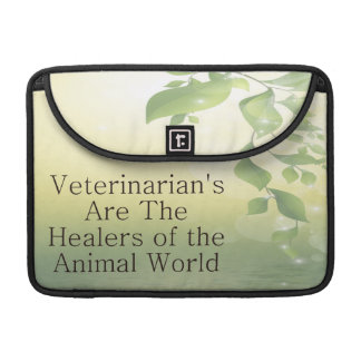 Los veterinarios son curadores fundas macbook pro