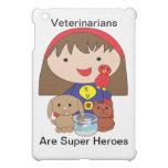 Los veterinarios son superhéroes