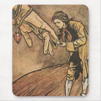 Los viajes de Gulliver del vintage de Arturo Alfombrilla De Raton