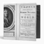"Los ""viajes de Gulliver"" por Jonathan Swift, 1726"