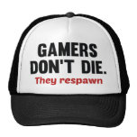 Los videojugadores no mueren. Ellos Respawn.