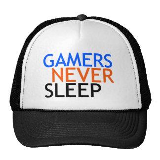 Los videojugadores nunca duermen gorro