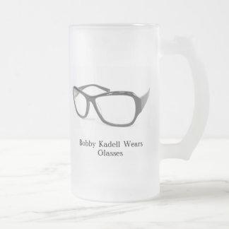 los vidrios 1, Bobby Kadell llevan los vidrios Taza De Café