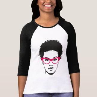 Los vidrios rosados camisetas