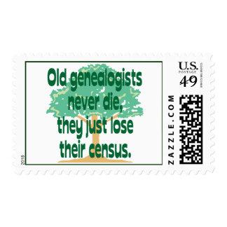 Los viejos Genealogists nunca mueren