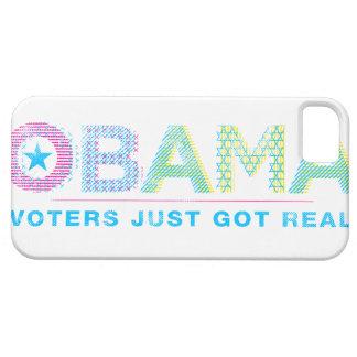 Los votantes acaban de conseguir reales iPhone 5 funda
