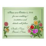 Los Wildflowers ahorran la postal de la fecha