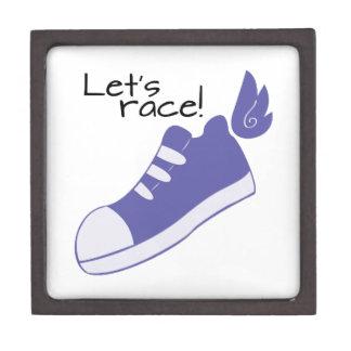 ¡Los zapatos cons alas dejan la raza! Cajas De Regalo De Calidad
