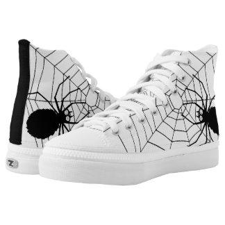 Los zapatos de la tela de araña, mujeres 8,5 de zapatillas