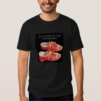 Los zapatos del pescador playera