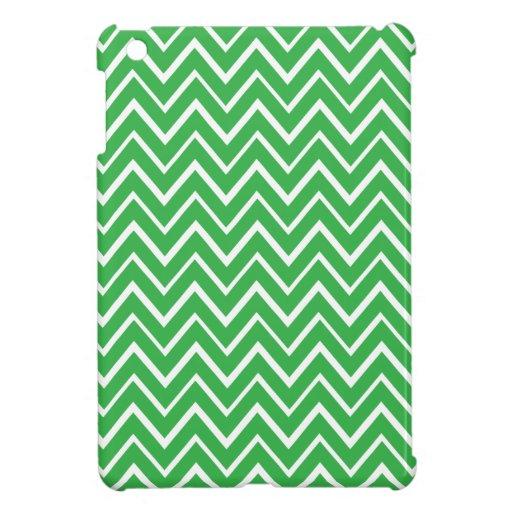 Los zigzags caprichosos verdes zigzaguean modelo d