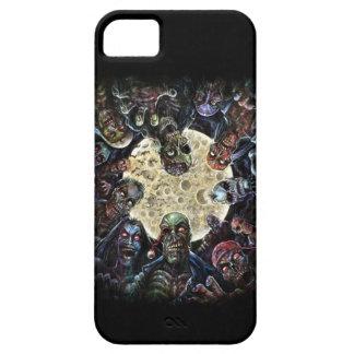 Los zombis atacan (la horda del zombi) funda para iPhone SE/5/5s