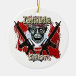 Los zombis comen la ventaja adorno de navidad