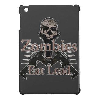 Los zombis comen la ventaja iPad mini cárcasa