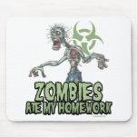 Los zombis comieron mi preparación tapetes de ratones