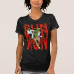 ¡Los zombis del FUNCIONAMIENTO están viniendo! Camisetas