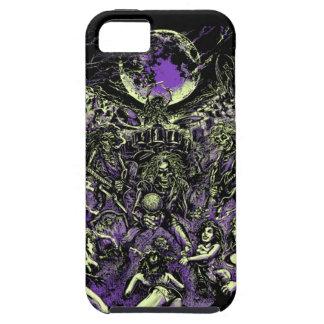 Los zombis esqueléticos muertos de Rockin iPhone 5 Carcasa