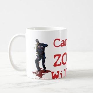 Los zombis me comerán tazas de café