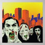 Los zombis muertos vivos posters