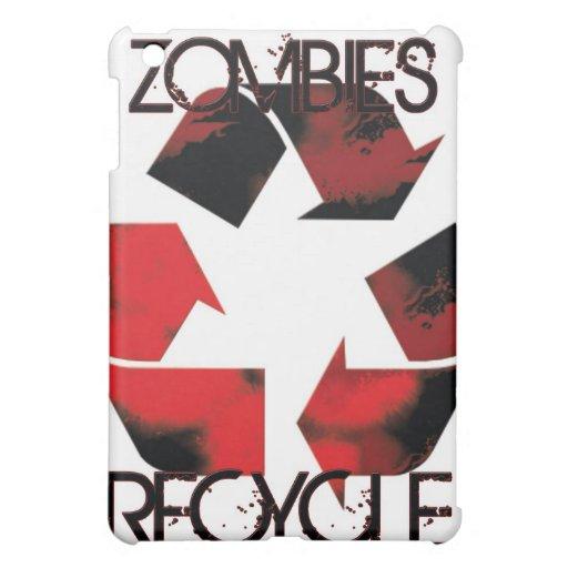 Los zombis reciclan