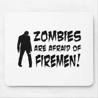 Los zombis tienen miedo de los regalos de los bomb alfombrillas de raton