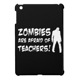 Los zombis tienen miedo de profesores