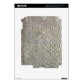 Losa bizantina con la decoración cruciforme, 12th- iPad 3 skins