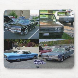 Losa Chrysler laterales Tapete De Ratón