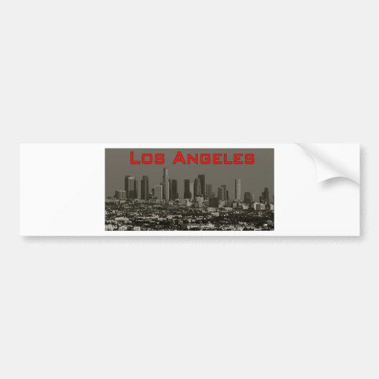 LosAngeles Bumper Sticker