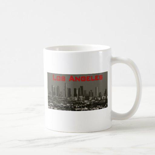 LosAngeles Classic White Coffee Mug