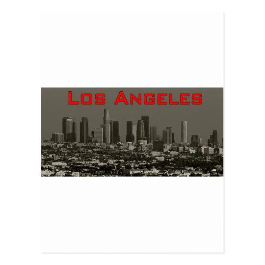 LosAngeles Postcard