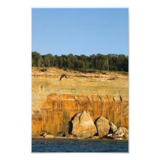 Losas de la roca, nacional representado de las roc fotos