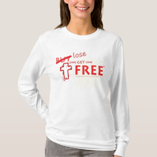 Lose One Get One Free Christian hoodie
