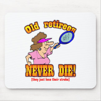 Lose Stroke Mouse Pad