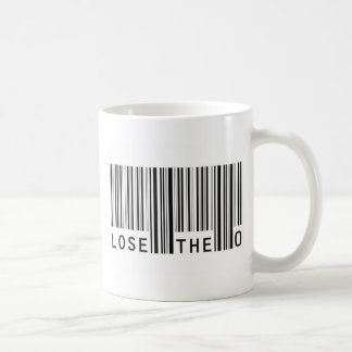 Lose The Zero Coffee Mug