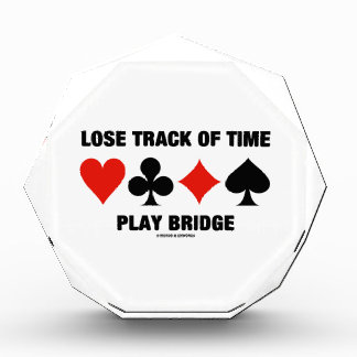 Lose Track Of Time Play Bridge (Four Card Suits) Awards