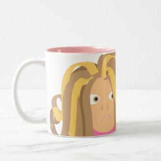 Lose Weight Two-Tone Coffee Mug