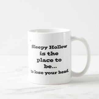 Lose your head in sleepy hollow mug