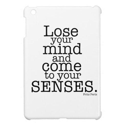 Lose your mind... iPad mini covers