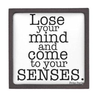Lose your mind... premium trinket boxes