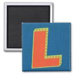 Loser - Big L - Biggest Loser Refrigerator Magnets