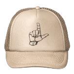 Loser Hand Hat