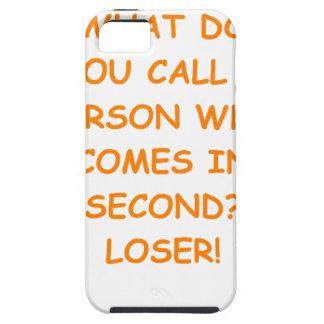 LOSER iPhone SE/5/5s CASE