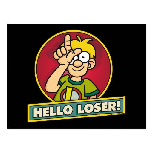 Loser Postcards