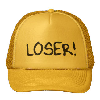loser trucker hat