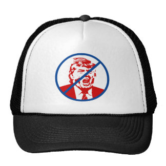 "Loser Trump Trucker Hat: ""NO TRUMP"" Trucker Hat"